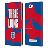Official England National Football Team Three Lions Crest 3