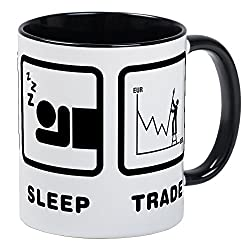 CafePress Forex/Stock Trader Mug Unique Coffee Mug, Coffee Cup