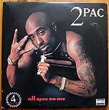 All Eyez On Me - 2 Pac - 4 Vinyl pac - 1996 - Explicit Lyrics [4 LP Record Album]