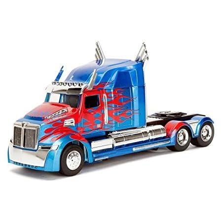 Transformers 1:24 G1 Optimus Prime Die-Cast JADA