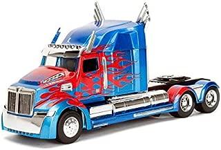 Metals Transformers Optimus Prime 1:24 Diecast Vehicle