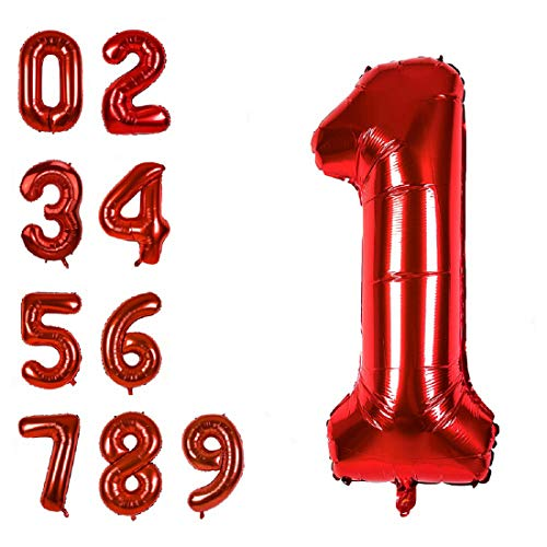 Best one balloons letters black for 2020