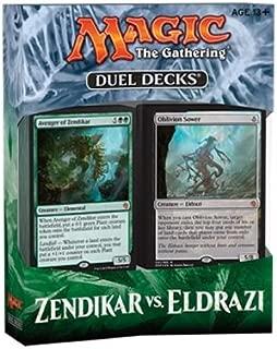 Magic: The Gathering 13372 MTG Duel Decks: Zendikar Vs. Eldrazi, Multicolor