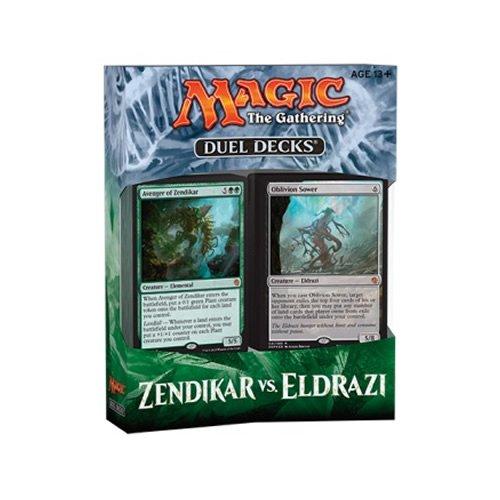 Duel Deck Zendikar vs. Eldrazi - English Decks - Magic: The Gathering