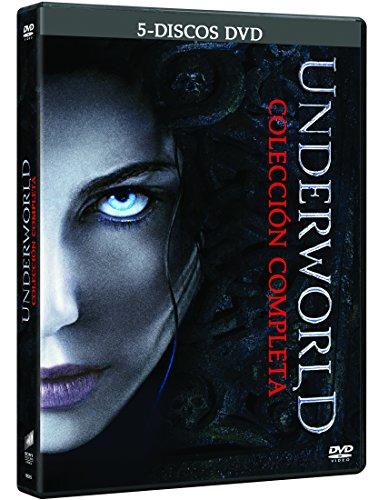 Underworld: Colección Completa (5 Películas) [DVD]