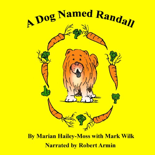 A Dog Named Randall audiobook cover art