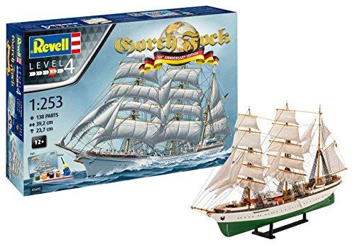 Revell RV05695 Modellbausatz Schiff Gorch Fock