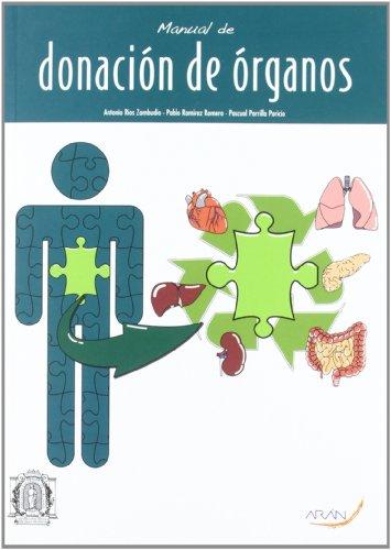 Manual de donación de organos