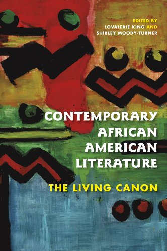 Contemporary African American Literature: The Living Canon (Blacks in the Diaspora) (English Edition)