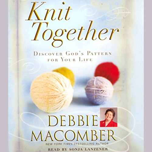 Knit Together audiobook cover art