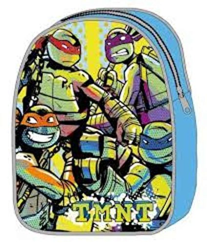 Mochila Tortugas Ninja Infantil