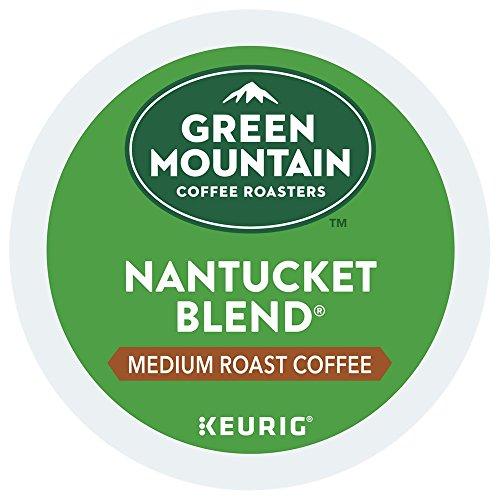 Green Mountain NANTUCKET BLEND 120 K-Cups for Keurig Brewers