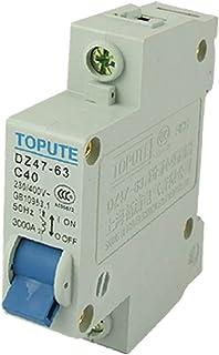 562-a4-21-9cf X-DREE AC 400V 10A haute performance 2-Pole Overload Protection essentiel MCB Miniature Circuit bien fait Breaker