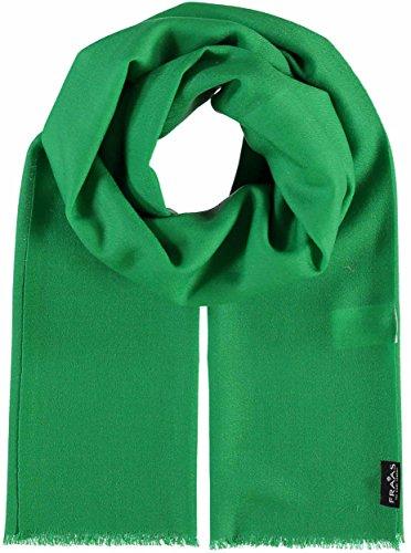 FRAAS Woll-Schal für Damen & Herren - Maße 50 x 180 cm - Damen Schal in vielen verschiedenen Farben - Perfekt für Frühling & Sommer Hellgrün