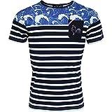 Religion Rugby - T-Shirt Marinière Uhaina - 3XL