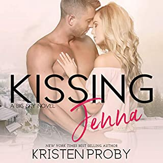 Kissing Jenna     The Big Sky Series, Book 2              Written by:                                                                                                                                 Kristen Proby                               Narrated by:                                                                                                                                 Joan Delware,                                                                                        Lee Samuels                      Length: 6 hrs and 35 mins     2 ratings     Overall 4.5