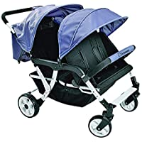 Discount School Supply Environments 4-Passenger Stroller