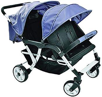 Discount School Supply Environments 4-Passenger Stroller