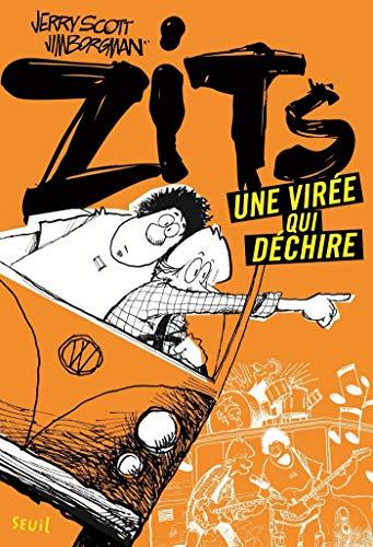 Une virée qui déchire. Zits, tome 2 (FICTION) (French Edition)