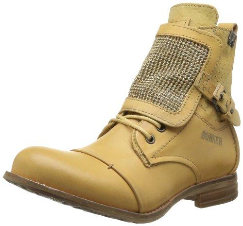 Bunker Day, Boots femme - Marron (Tan), 40 EU