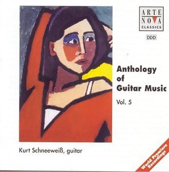 Anthology Of Guitar Music Vol. 5