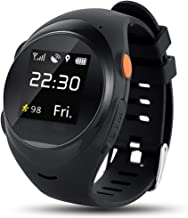 ZDY S888A Adult/Elderly Smart Watch Phone GPS/LBS/AGPS Positioning SOS Call Anti Fall Alarm Smart Watch for iOS Android