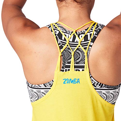 Zumba Active Backless Dance Fitness Tops Open Back Workout Tank Tops for Women