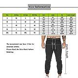 Zoom IMG-2 pantaloni sportivi da uomo jogging