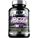 PCT Xtreme - 80 Capsules | Post Cycle Support supplement, with DAA, Resveratrol