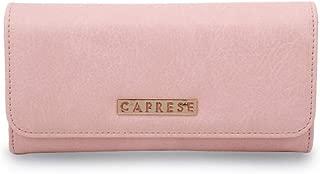 Caprese Aurilia Women's Wallet (Soft Pink)