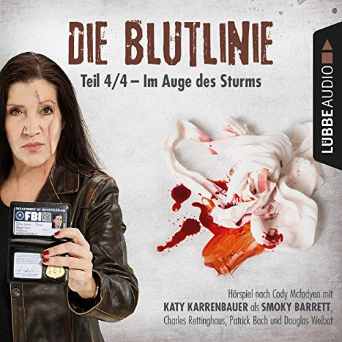 Im Auge des Sturms audiobook cover art