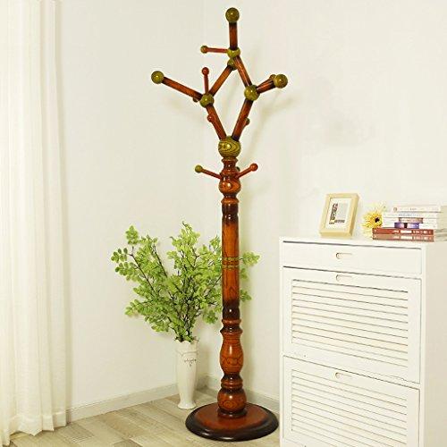 SKC Lighting-Porte-manteau Couvre-meubles en bois massif, étagères simples et modernes, étagères à domicile. le (Couleur : B)