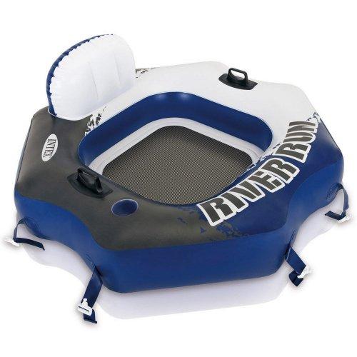 Intex aufblasbare Lounge River Run für Pool verbindbar zu Badeinsel