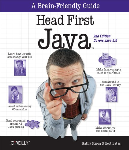 Head First Java: A Brain-Friendly Guide (English Edition)