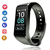 F-FISH Activity Tracker HR Orologio Fitness Tracker Pressione Sanguigna Cardiofrequenzimetro da...