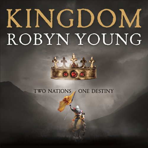 Kingdom audiobook cover art