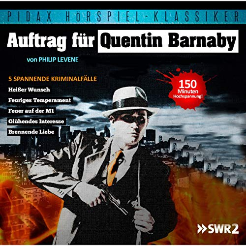 Auftrag für Quentin Barnaby Titelbild
