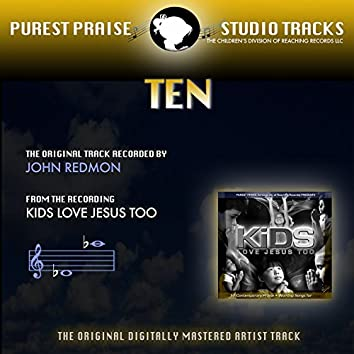Ten (Purest Praise Series Performance Tracks) - Single