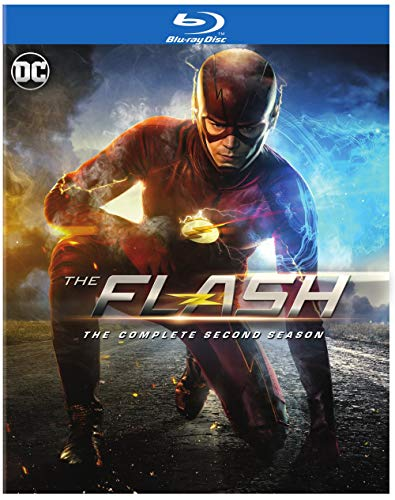 The Flash: Season 2 [Blu-ray]