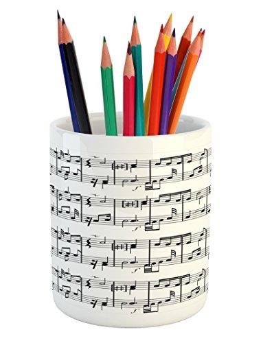 Music Pencil Holder