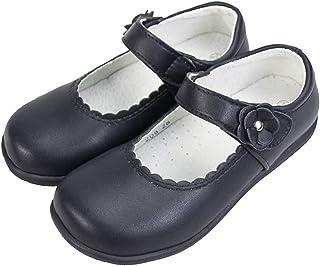Lemonkid Meilissa Toddler Girls Little Kids Shoes Mary Jane Round Toe Strap Flats
