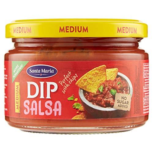 Eurofood Salsa Dip al Pomodoro Medium - 250 gr
