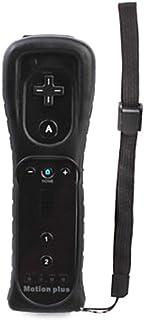 Fernbedienung Wireless Controller mit Silikonhülle und Armband für Wii (Motion Plus)