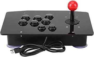 Arcade Fight Stick Games Machine with USB for PC Home, Joystick Zero Delay Classical Game Controller (#1)