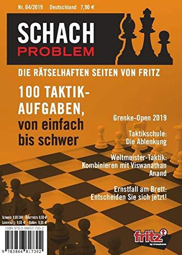 Schach Problem Heft #04/2019: Die rätselhaften Seiten von Fritz