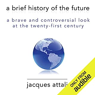 Couverture de A Brief History of the Future