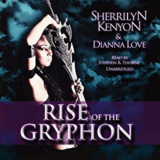 Rise of the Gryphon cover art