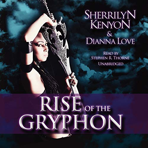 Rise of the Gryphon audiobook cover art