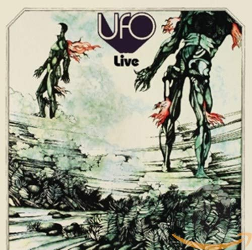 Ufo: Life (Audio CD (Remastered))