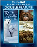 Imax: To the Arctic / Imax: Born to Be Wild [USA] [Blu-ray]